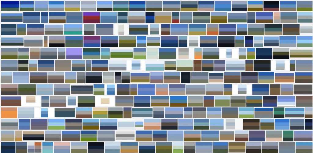 Splitting pictures in thirds using imageJ